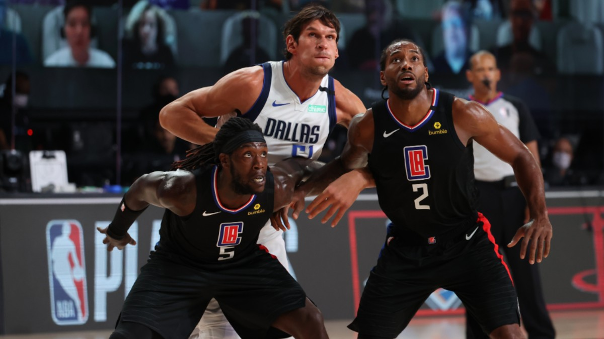 Mavericks vs. Clippers Game 2 Betting Odds & Pick: Bet on Kawhi, Clippers in Clutch Time article feature image