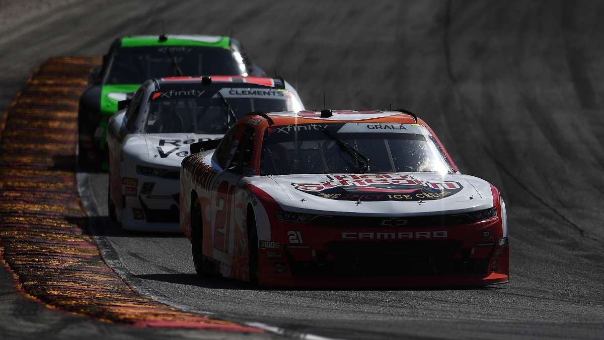 NASCAR XFINITY Series at Road America Betting Odds and Picks: The Mispriced Driver for Saturday's Henry 180 article feature image