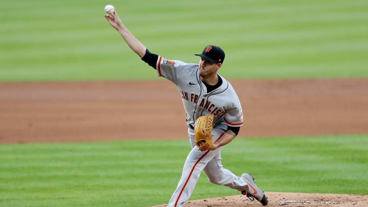 MLB Odds, Picks & Predictions (Saturday, Aug. 15): Oakland Athletics vs. San Francisco Giants article feature image
