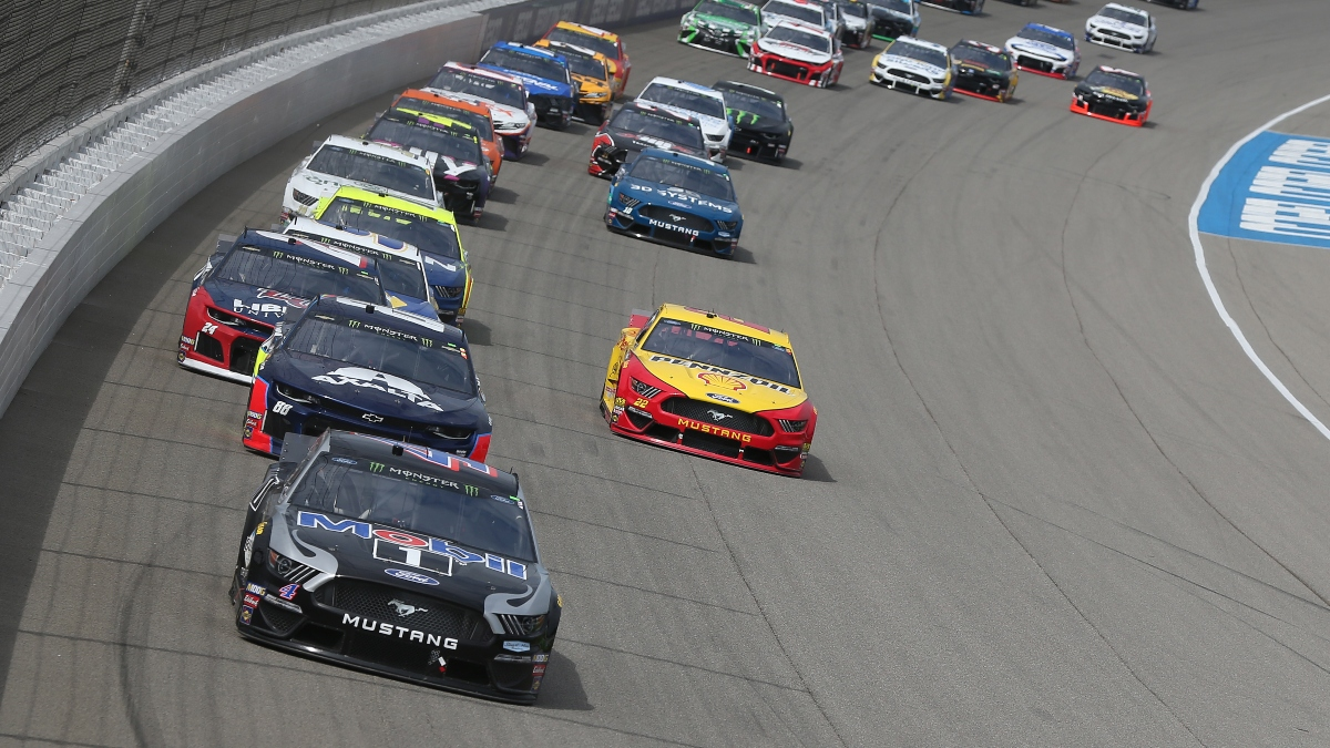 NASCAR at Michigan Odds, Betting Predictions: 2 Picks for Sunday's (Aug. 9) Consumers Energy 400 article feature image