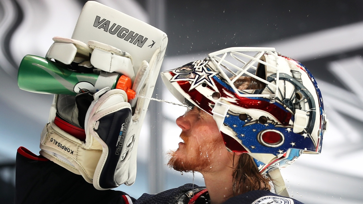 NHL Odds, Picks and Predictions (Wednesday, August 19): Columbus Blue Jackets vs. Tampa Bay Lightning Game 5 Preview article feature image