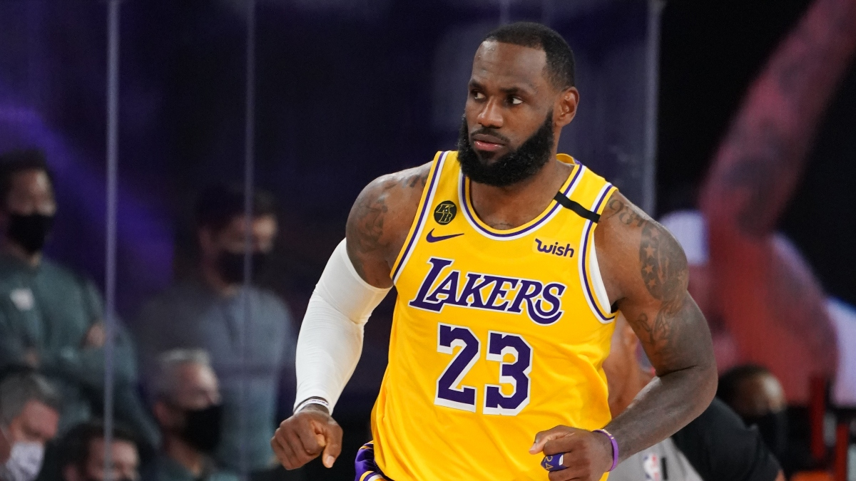 NBA Sharp Betting Pick: Trail Blazers vs. Lakers Game 2 (Thursday, August 20) article feature image