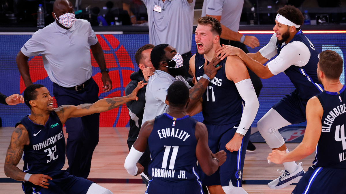 Mavericks vs. Clippers Game 5 Updated Betting Odds, Picks & Predictions (Tuesday, August 25) article feature image