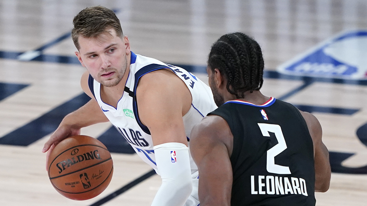 Friday NBA Odds, Picks & Promotions: $550+ in No-Brainer Promos for Clippers-Mavs, 76ers-Celtics & More article feature image