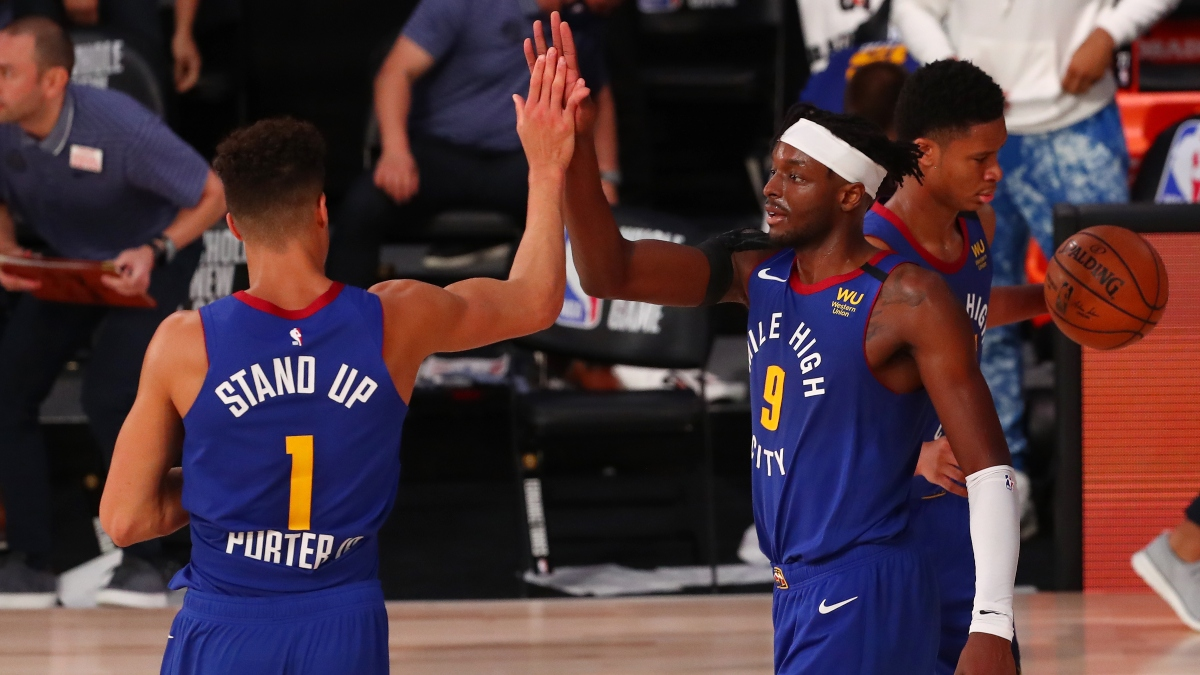 Moore: The Mystery Rockets, Dynamite Pacers & Emerging MPJ in the NBA Bubble article feature image