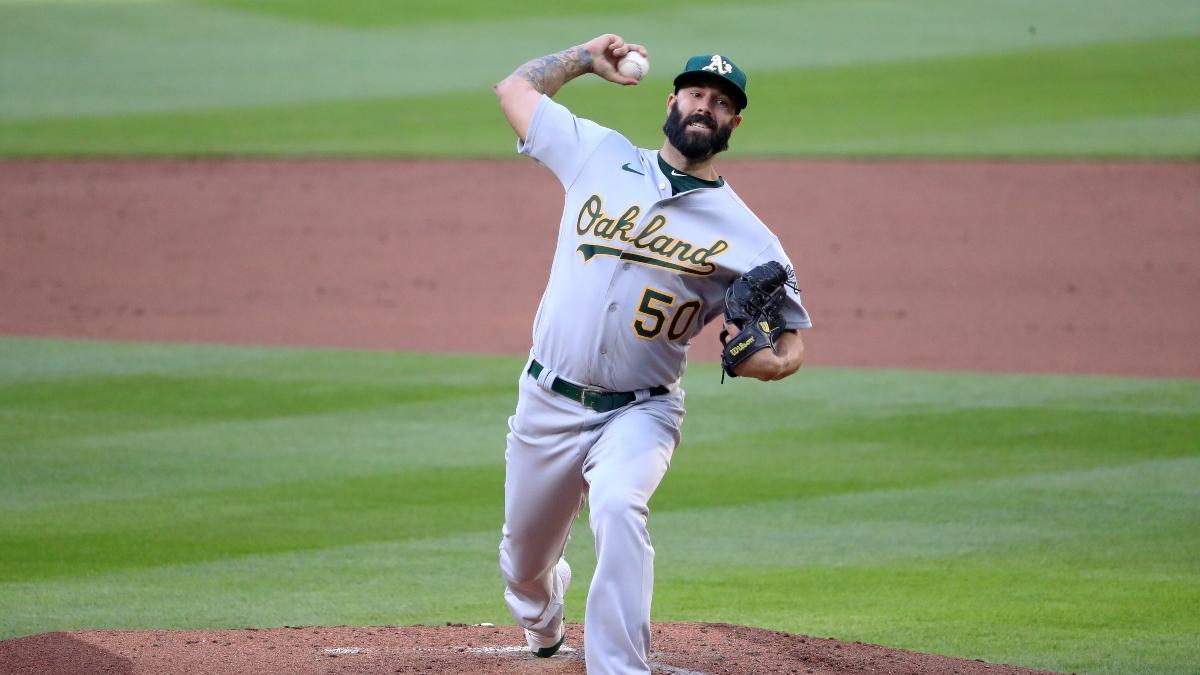 MLB Betting Odds & Picks: Rangers vs. Athletics (Thursday, Aug. 6) article feature image