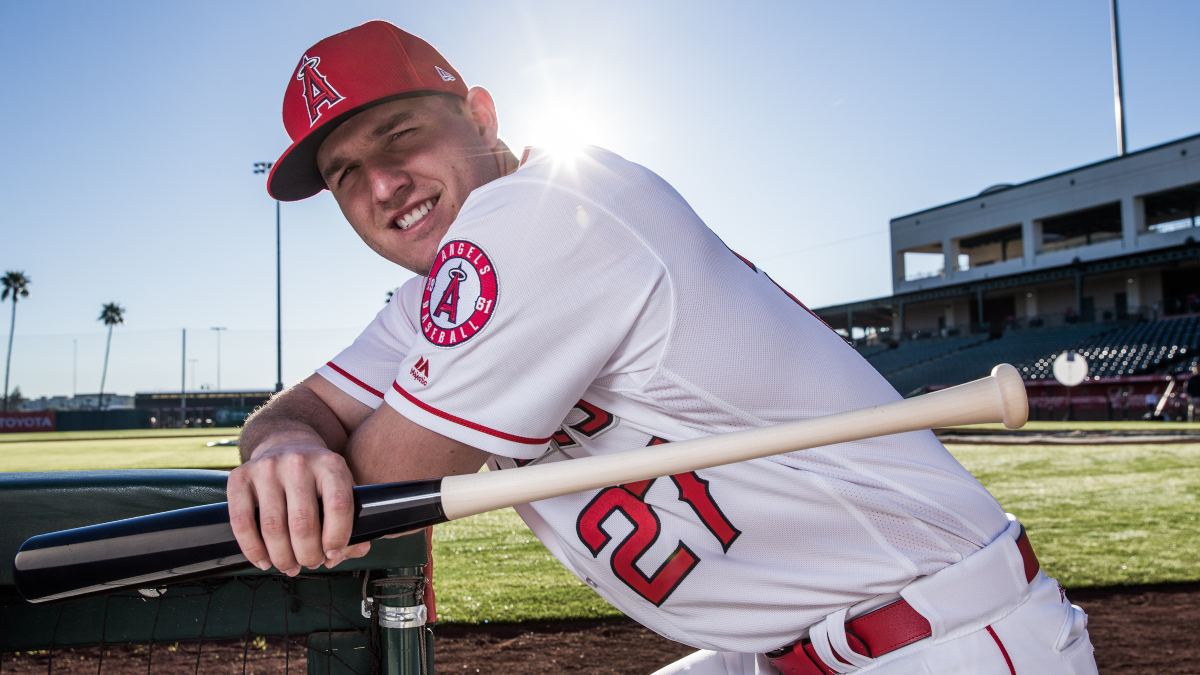 Rovell: Mike Trout's 2009 Rookie Card Sells for Record-High $3.84 Million article feature image