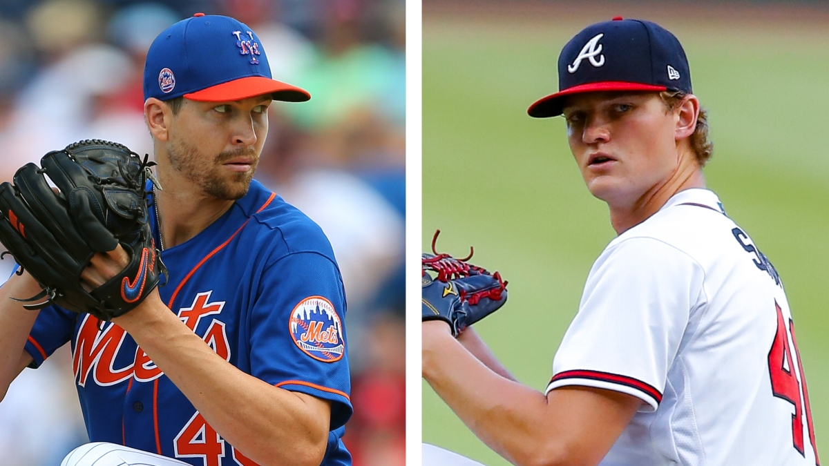 MLB Odds, Picks & Predictions: Mets vs. Braves (Monday, August 3) article feature image