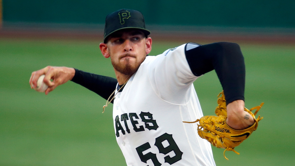 MLB Sharp Betting Pick (Tuesday, August 4): Pirates vs. Twins article feature image