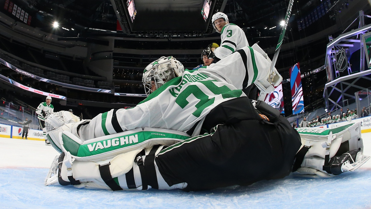 NHL Betting Picks: Our Favorite Bets for Islanders vs. Flyers, Stars vs. Avalanche article feature image