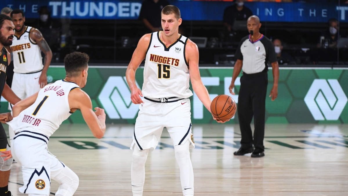 Nuggets vs. Spurs Pick: How Pros Are Betting This Spread article feature image