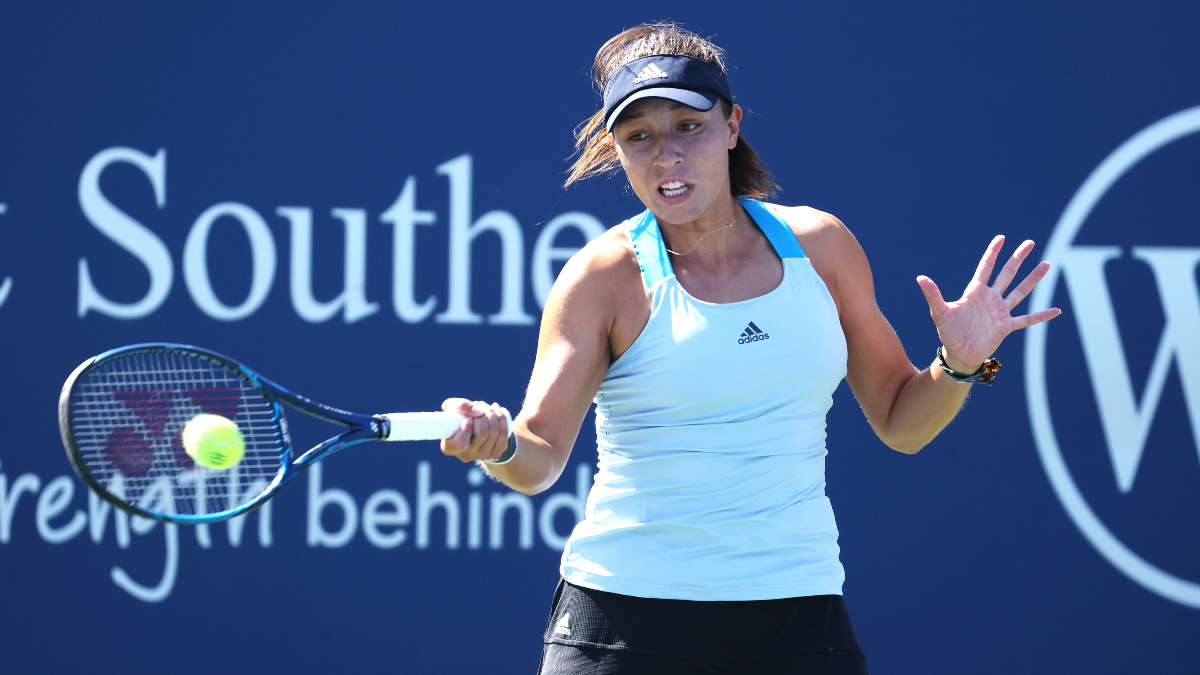 Monday US Open First Round Betting Odds, Preview: Marie Bouzkova vs. Jessica Pegula (August 31) article feature image