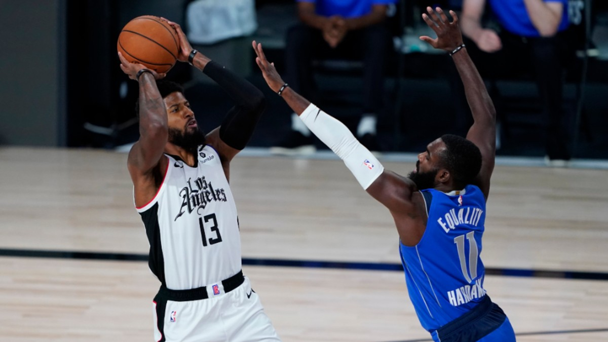 Clippers vs. Mavericks Game 6 Betting Odds, Picks & Predictions (Sunday, August 30) article feature image