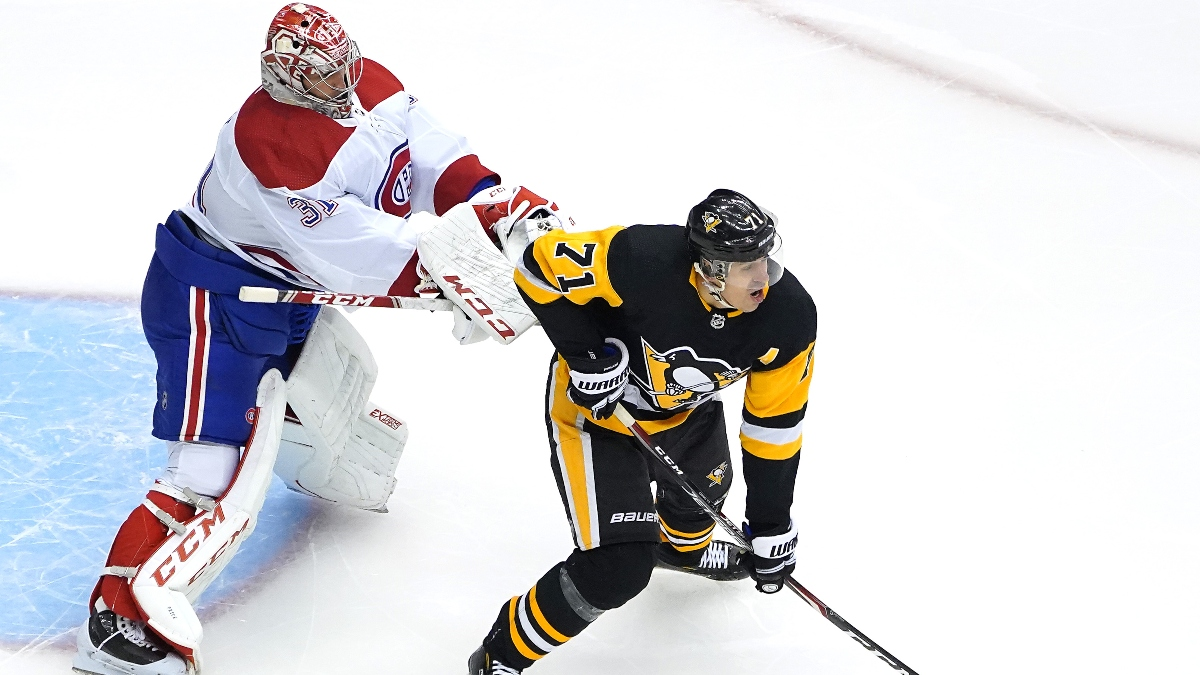 Penguins vs. Canadiens Odds & Pick: Back Montreal In Game 2 article feature image