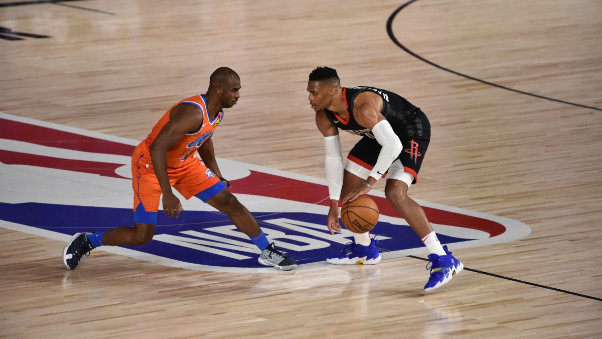 Nba Playoffs Betting Odds Picks Predictions Rockets Vs Thunder Game 6 Monday Aug 31