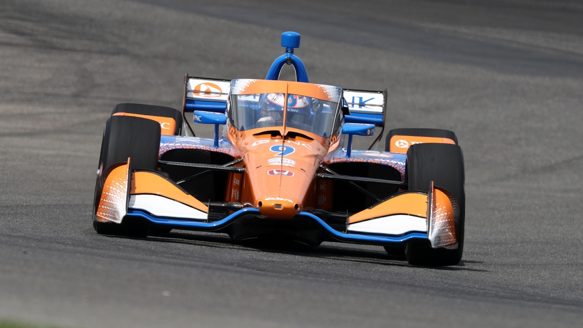 2020 Indy 500 Odds: Scott Dixon the Favorite on Opening Day article feature image
