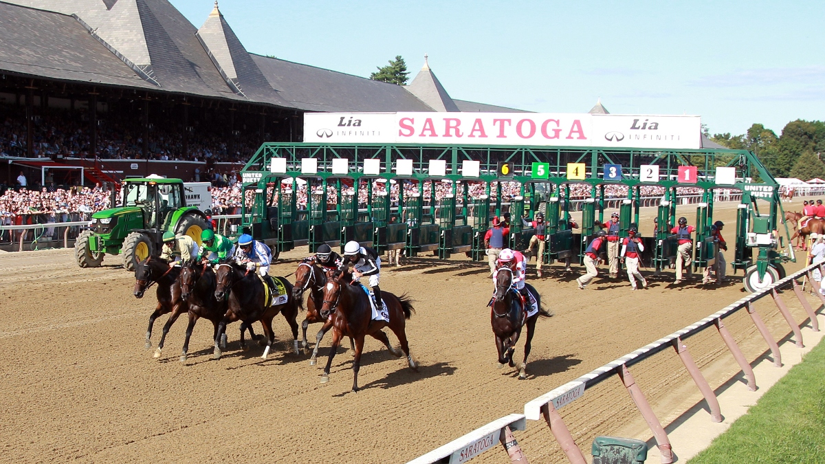 2020 Travers Stakes Odds and Picks: Best Bets at Saratoga for Saturday, August 8 article feature image