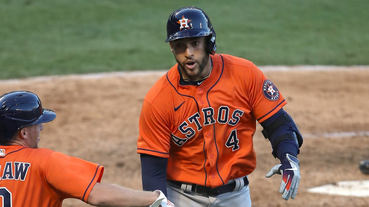 2021 World Series Odds Tracker: George Springer Forces Blue Jays Movement article feature image