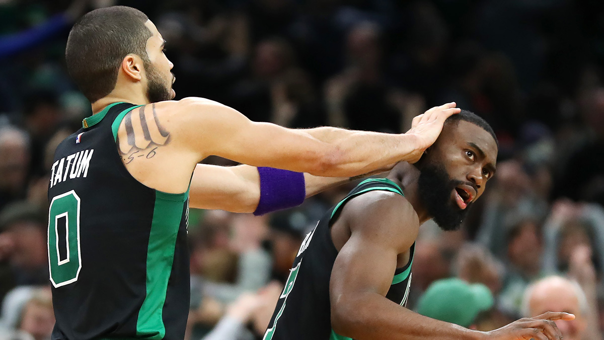 NBA Betting Promotions in Indiana: Bet $20, Win $125 if Celtics Hit at Least One 3-Pointer vs. Nets article feature image