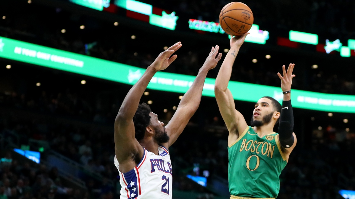 NBA Playoffs Series Odds: Celtics vs. 76ers Round 1 Schedule article feature image