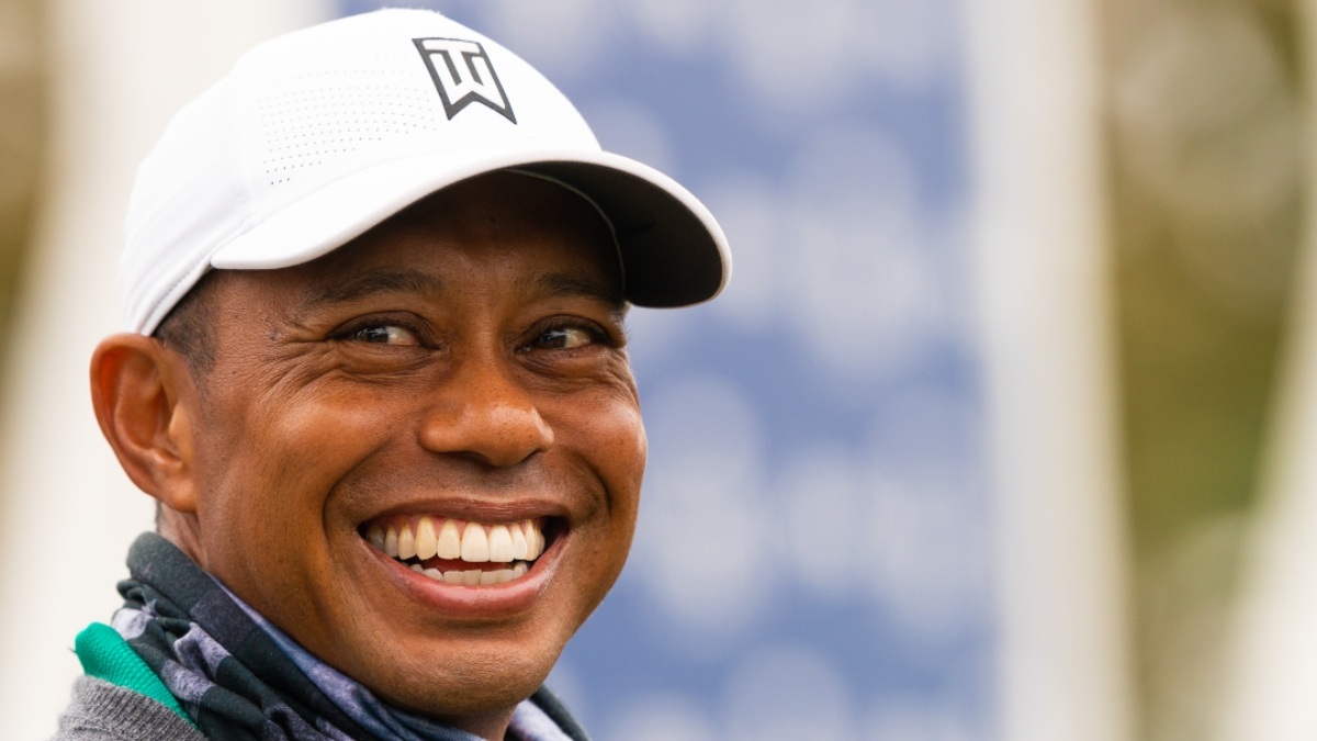 The Masters Round 2 Odds & Promos: Bet $5, Win $100 if Tiger Makes a Par, Way More! article feature image