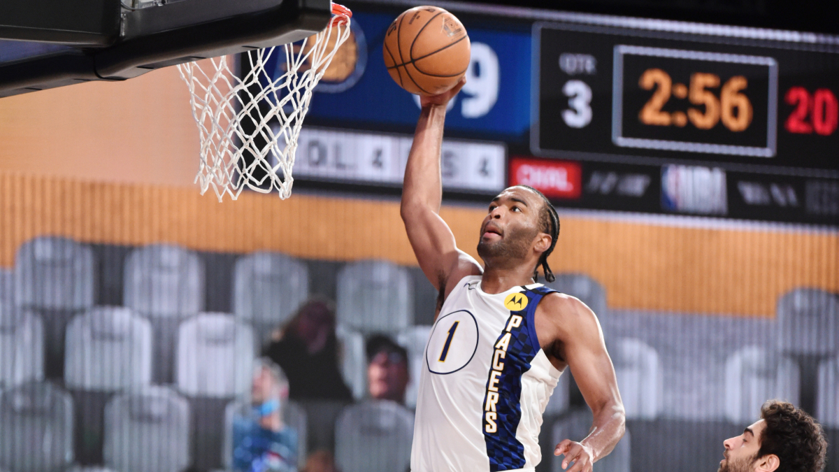 Pacers-Heat Odds & Promos in Indiana: Get $1 FREE for Every Point T.J. Warren Scores on Tuesday article feature image