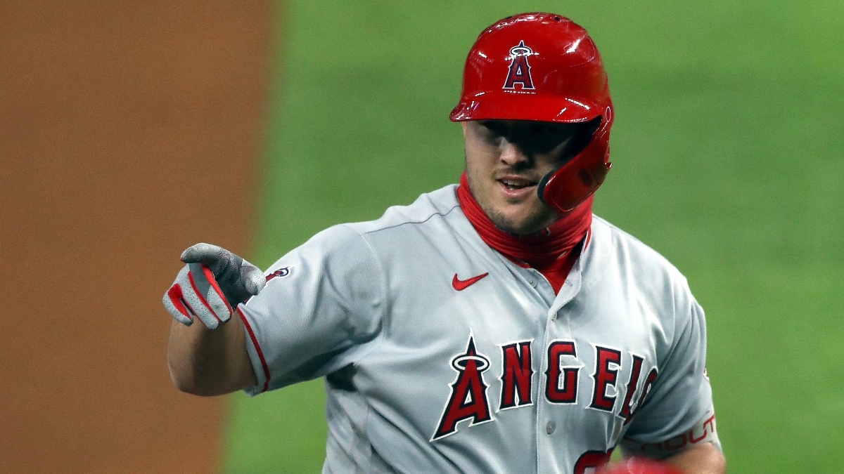 Monday MLB Picks: Our Favorite Bets for A's vs. Angels, Rockies vs. D-Backs, More article feature image