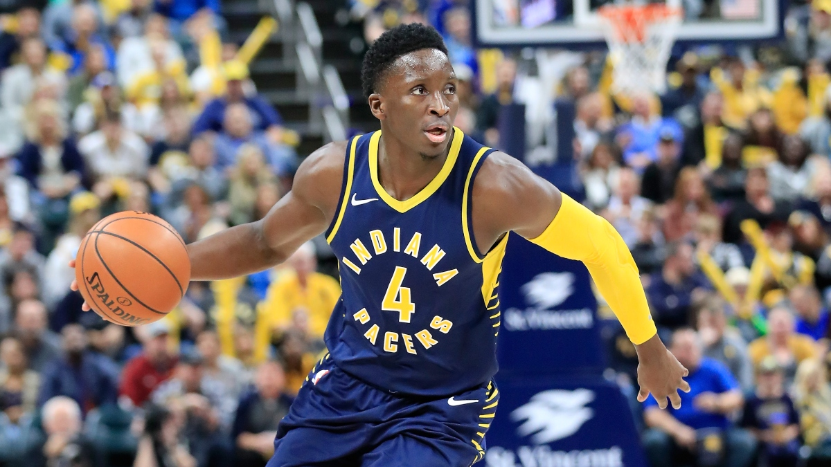 Pacers vs. Rockets Odds, Picks & Promotions: Bet $20, Win $100 if the Pacers Make a 3-Pointer! article feature image