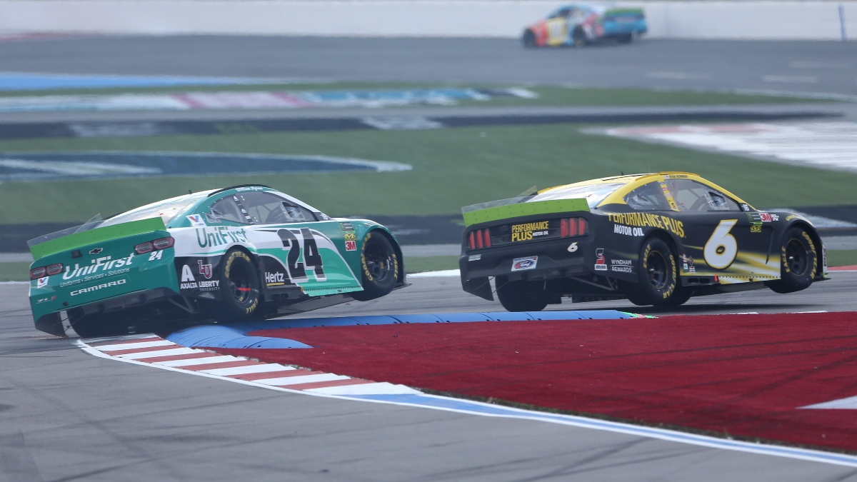 NASCAR at Daytona Roval Road Course Betting Odds & Predictions: 2 Picks for Sunday's Go Bowling 235 article feature image