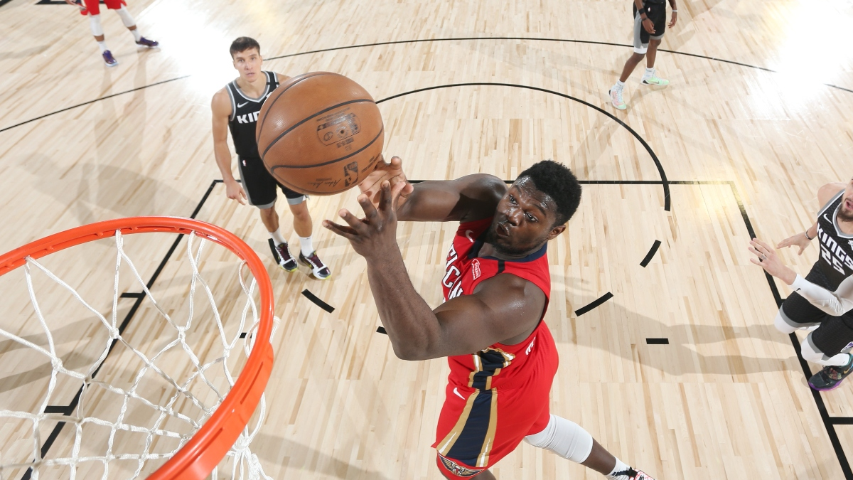 Spurs vs. Pelicans Odds & Pick (Sunday, August 9): Bet on a Barrage of Buckets article feature image