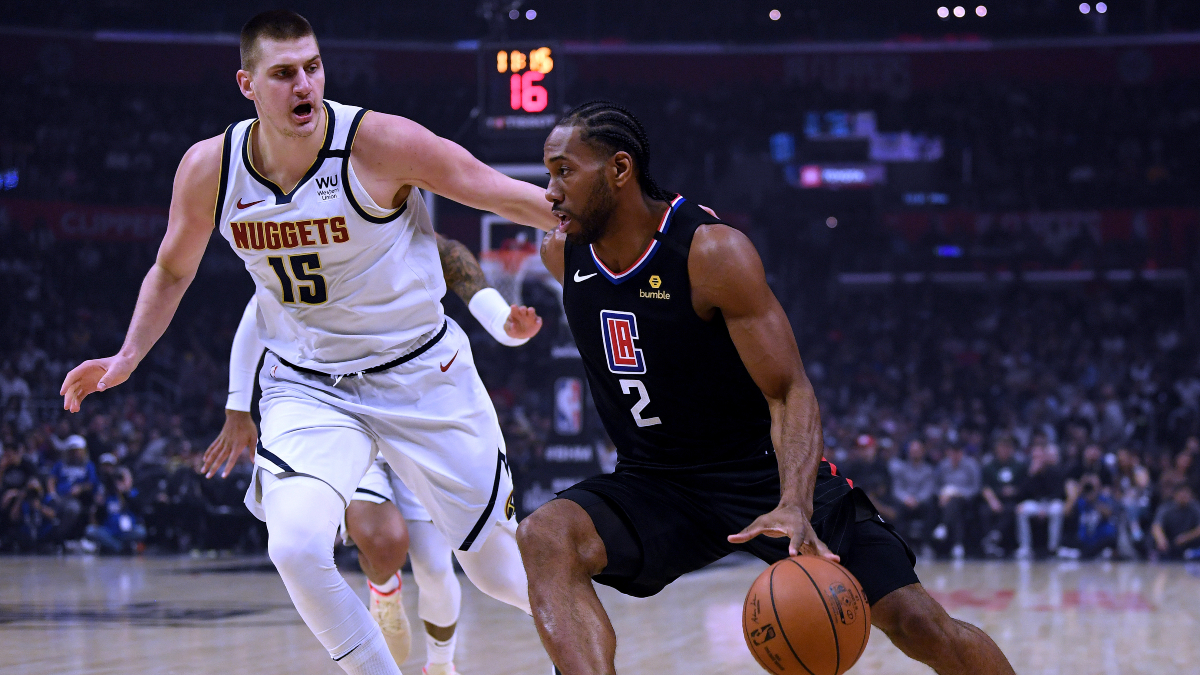 Nuggets vs. Clippers Game 1 Betting Odds, Picks & Predictions (Thursday, Sept. 3) article feature image