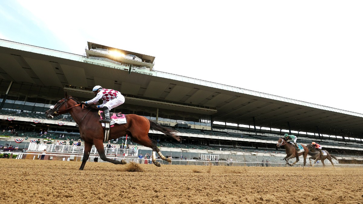 Zerillo's Kentucky Derby Day Card: Betting Breakdown For All 6 Undercard Stakes Races, Plus Derby Picks (Sept. 5) article feature image