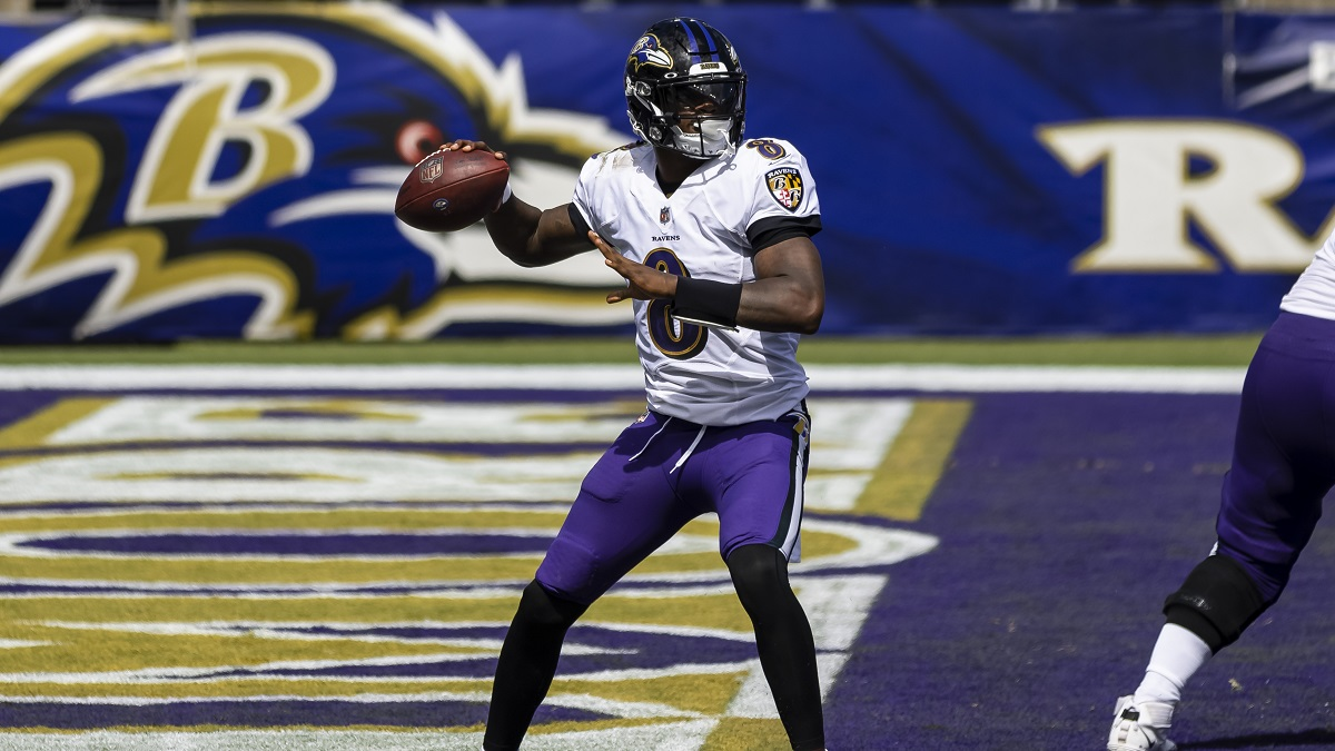 Ravens vs. Texans Betting Odds, Opening Line: Baltimore a Growing Favorite at Houston in Week 2 (Sept. 20) article feature image