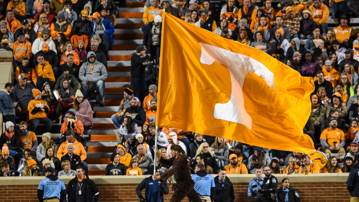 Tennessee vs. Arkansas Promo: Bet $5, Win $125 if the Vols Win! article feature image