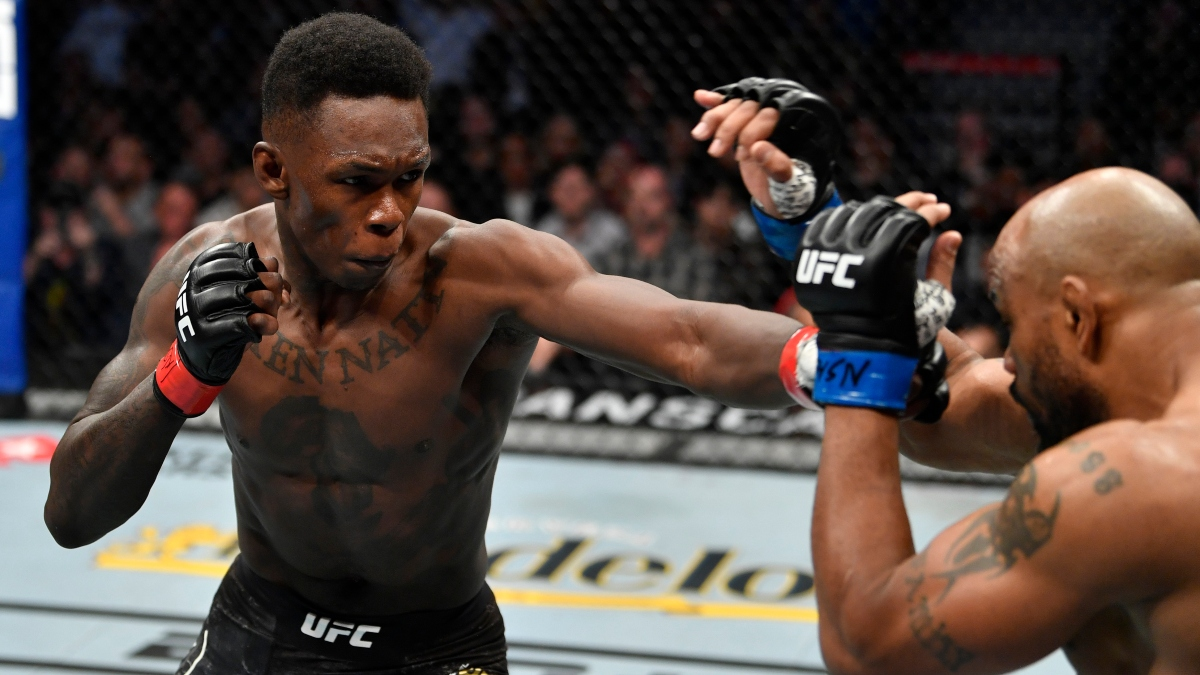UFC 253 Odds & Promos: Bet $20, Win $125 if the Main Event Lasts One Minute! article feature image