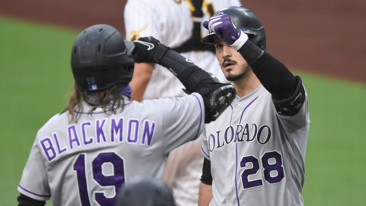 Rockies vs. Padres PRO Report: Sharp Action, Betting Systems Reveal Moneyline Value (Wednesday, Sept. 9) article feature image