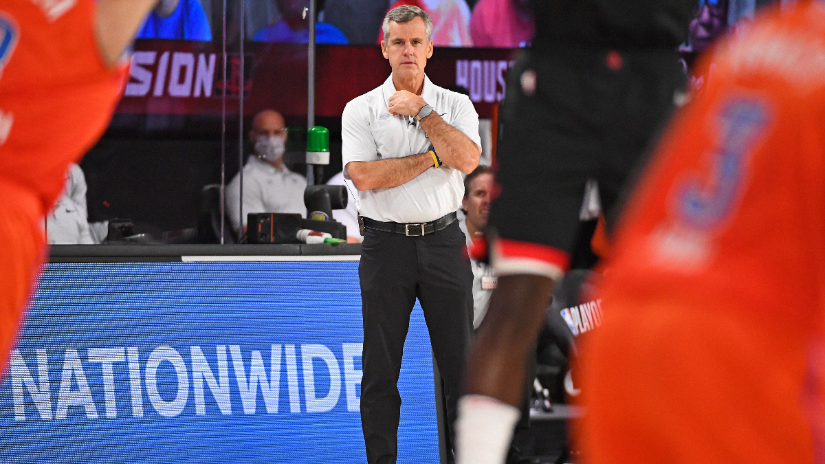 Moore: With Billy Donovan Gone, the Rebuild Finally Begins In Oklahoma City article feature image