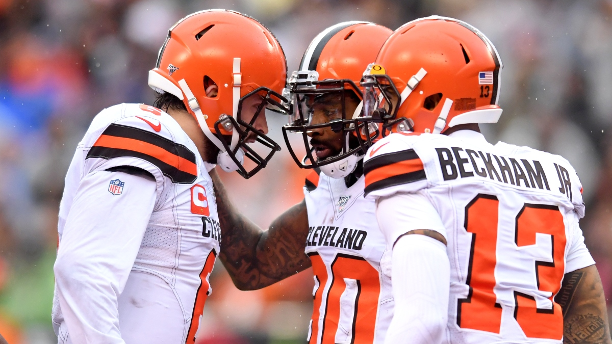 Browns vs. Cowboys Betting Guide: Odds & A Spread Pick For Sunday's Game article feature image