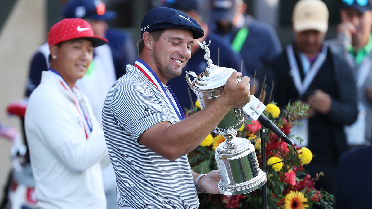 Bryson & Betting: The U.S. Open Champion's Favorite Gambling Tales article feature image