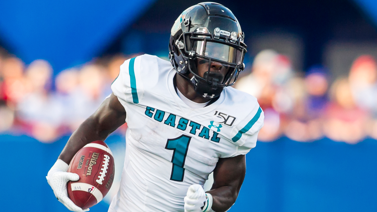 Campbell vs. Coastal Carolina Betting Odds & Pick: Pace, Weather Create Value on the Under (Friday, Sept. 18) article feature image