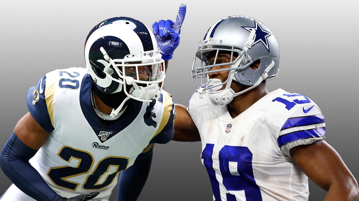 Cowboys vs rams vegas odds