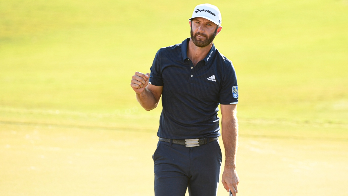 2020 US Open Odds: Dustin Johnson, Jon Rahm the Favorites at Winged Foot, Tiger Woods at 45-1 article feature image
