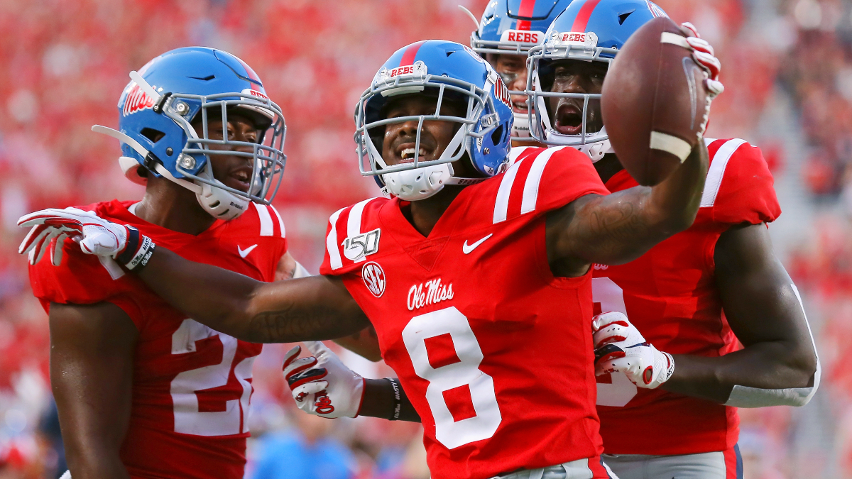 College Football Bowl Game Opt-Outs Tracker: No Elijah Moore for Ole Miss article feature image