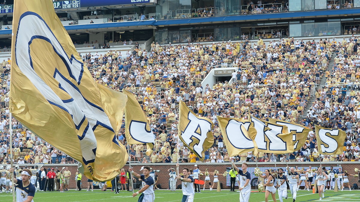 Georgia Tech vs. UCF Updated Odds & Betting Pick: Yellow Jackets' New-Look Offense is Turning Heads (Saturday, Sept. 19) article feature image