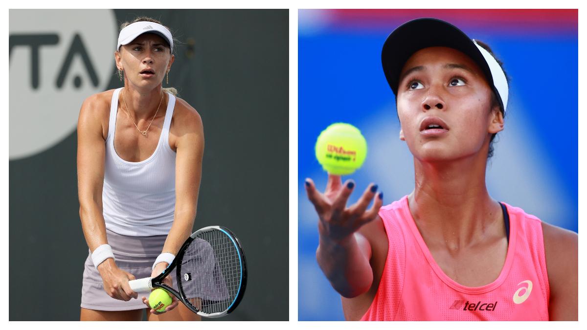 U.S. Open Betting Picks: Leylah Fernandez vs. Sonya Kenin & Olga Govortsova vs. Sloane Stephens (Thursday, Sept. 3) article feature image