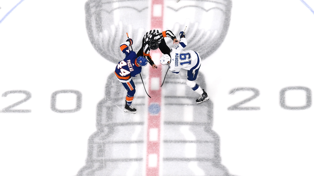 New York Islanders vs. Tampa Bay Lightning Game 5 Betting Odds, Picks & Predictions (Tuesday, Sept. 15) article feature image
