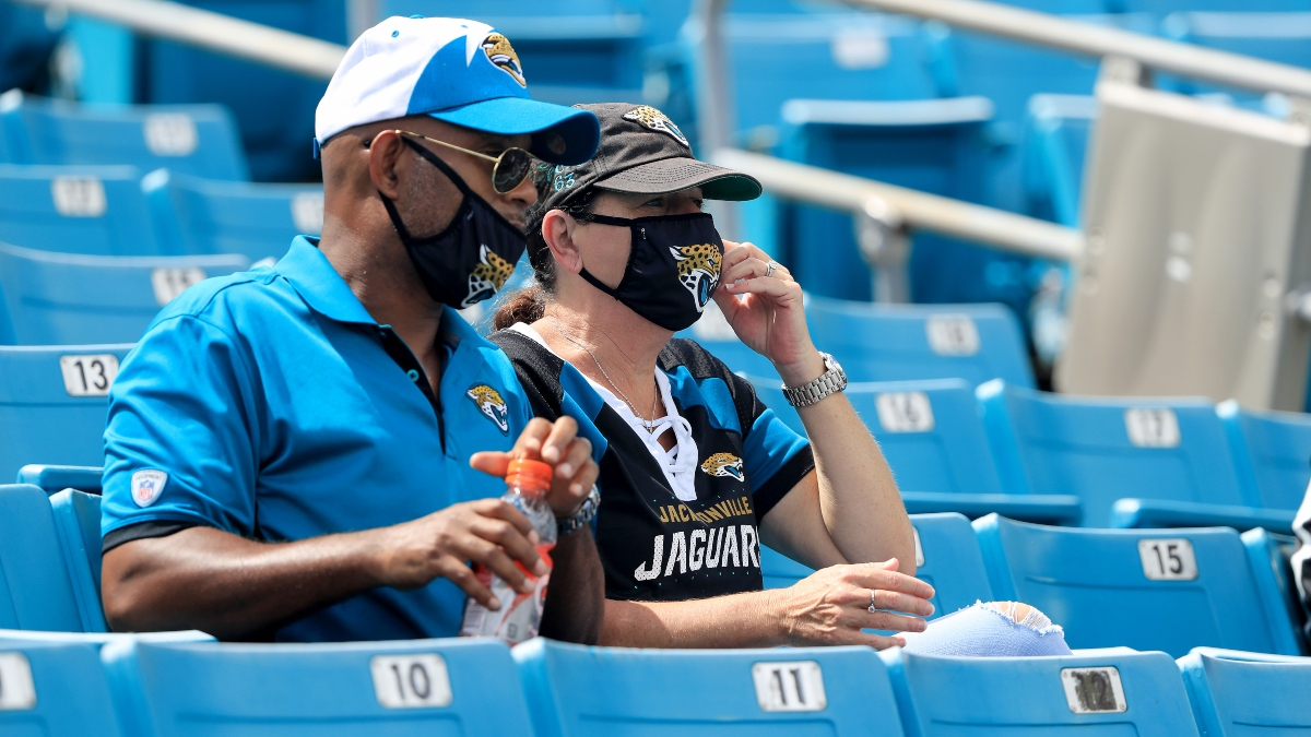 2020 NFL Stadium Attendance Plans: Jaguars Allowing Fans vs. Dolphins on Thursday Night Football article feature image