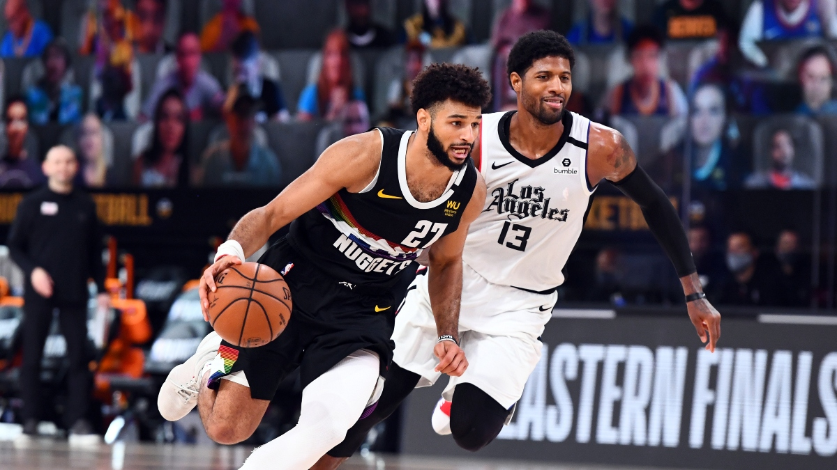 Nuggets vs. Clippers PRO Report: Sharp Action, Betting Systems Aligned on Game 7 Spread (Tuesday, Sept. 15) article feature image
