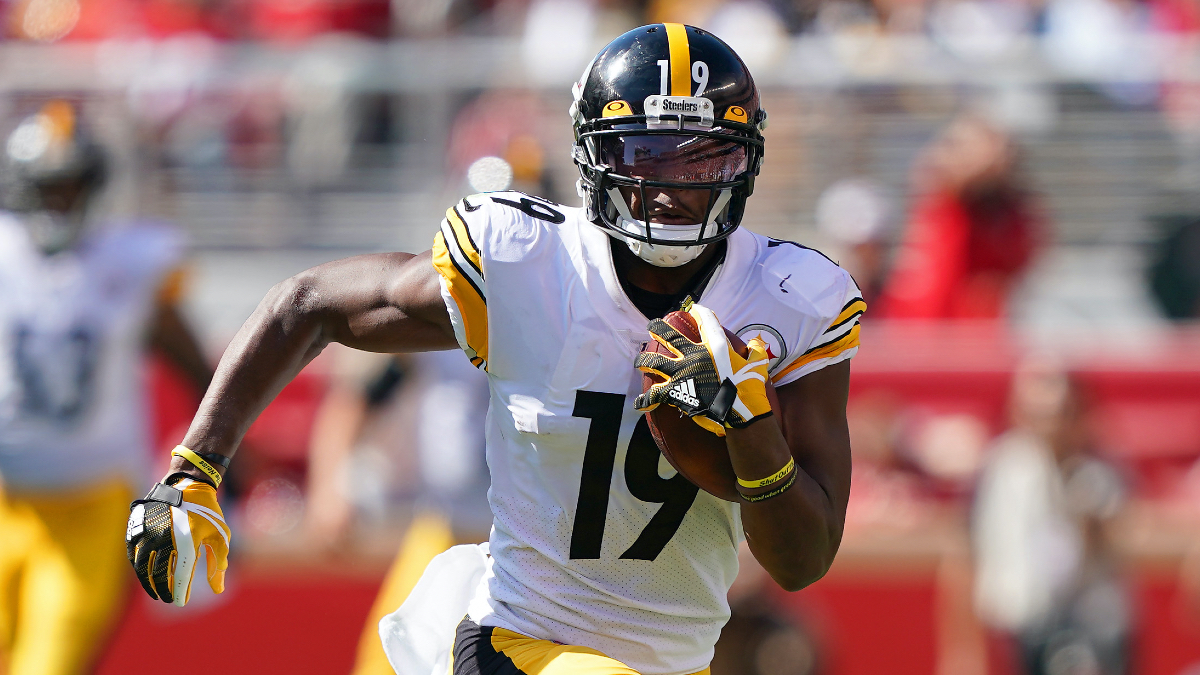 Freedman: The 12 Longshots I'm Betting to Lead the NFL in Receiving Yards article feature image