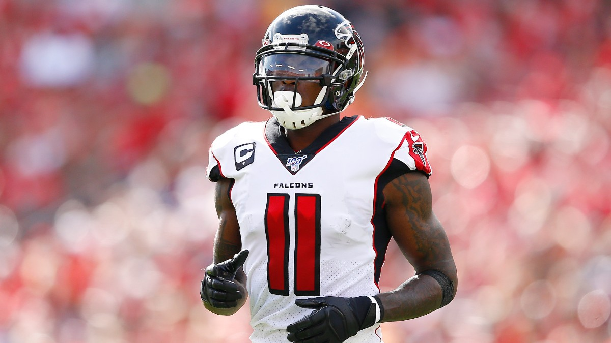 Week 3 NFL Injuries: Julio Jones Questionable, Kenny Golladay Probable, More Updates article feature image